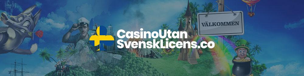 allt om casino utan licens